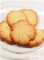 Bí quyết làm bánh quy bơ giòn tan hấp dẫn