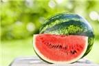 Tác dụng và tác hại nếu ăn nhiều dưa hấu
