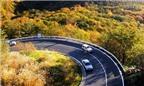 Kinh nghiệm lái xe vào khúc cua an toàn