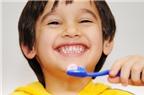 Cách khiến bé chăm chỉ đánh răng