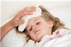 Những việc mẹ nên làm khi bé bị sốt cao