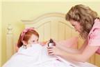 Trẻ em không nên dùng thuốc kháng histamin