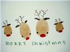 4 cách làm mới lời chúc Giáng sinh