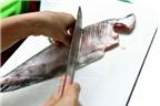 Cách chế biến món đặc sản Hậu Giang - Cá thát lát tẩm gia vị
