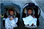 Mẹo du lịch cùng trẻ sơ sinh