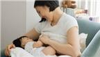 Cách cho bú khi bé hay trớ