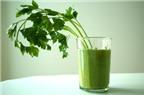 Những nguy cơ khi giảm cân bằng phương pháp thải độc detox