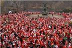 Những phong tục Noel độc đáo trên thế giới