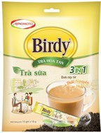 Sảng khoái cùng trà sữa hòa tan 3in1