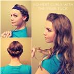 4 cách làm tóc xoăn tại nhà không cần máy