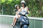 Mix đồ phong cách cho mẹ và bé