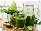 Công dụng chữa bệnh kỳ diệu của rau chân vịt