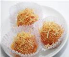 Bánh rán sầu riêng - Món ăn ngày lạnh.