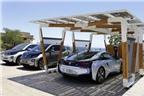 BMW xây dựng trạm đỗ xe tự sạc điện