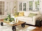 10 cách trang trí phòng khách không tốn kém