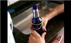 Cách làm cốc uống nước cực độc từ chai bia