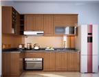 Cách bảo quản tủ bếp gỗ luôn bền đẹp