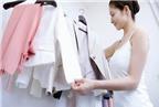 Mẹo giặt quần áo khi đi du lịch