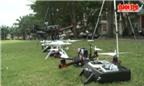 Những bất ngờ thú vị về flycam