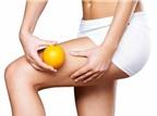 Cách điều trị chứng da sần vỏ cam
