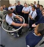 Tận mắt quy trình đào tạo một phi công