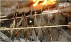Học chế biến cá suối ngon theo cách của người Tày