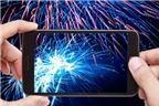 Bí quyết chụp ảnh pháo hoa bằng smartphone