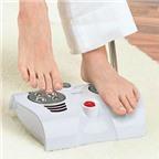 Người cao huyết áp dùng máy massage chân được không?