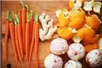 10 loại thực phẩm giúp cơ thể chống lạnh