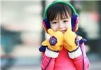 Những cách làm tăng sức đề kháng vào mùa đông cho trẻ