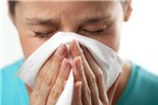 Phòng bệnh viêm mũi khi trời lạnh