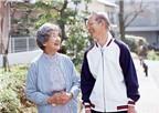 Học người Nhật cách chăm sóc người lớn tuổi