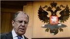Lavrov: Nỗ lực cô lập Nga sẽ không hiệu quả