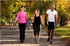 Đi bộ theo nhóm giúp giảm đột quỵ, đau tim, trầm cảm