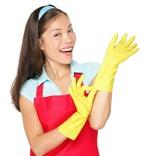 Mẹo bảo vệ da tay khi giặt tẩy