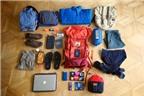 20 nguyên tắc vàng khi xếp hành lý du lịch