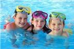 Độ tuổi thích hợp để cho trẻ học bơi