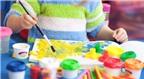 Mẹo dạy con phân biệt màu sắc