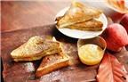 6 món sandwich thơm ngon dễ làm cho bé yêu