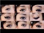 9 cách kẻ mắt nước kiểu Hàn cực đơn giản