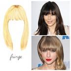 Bí kíp chọn tóc mái cho từng kiểu khuôn mặt