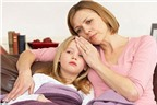 Điều cần thiết cha mẹ phải làm khi con bị ung thư