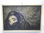 Lạc vào thế giới tâm hồn của họa sĩ Kim Jung Hyun