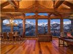 Căn penthouse phong cách nhà gỗ ở Telluride