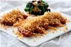 Cách làm gà xóc tỏi thơm giòn cho bữa tối ngon cơm