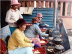 Làng nghề hồi sinh: Làng bánh vào mùa tết