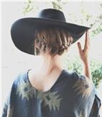 Tuyệt chiêu ngụy trang với mũ dành cho cô nàng
