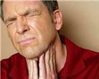 Cảm giác vướng họng, đau tai có phải bị ung thư vòm họng?