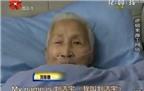 Cụ già Trung Quốc chỉ nói tiếng Anh sau đột quỵ