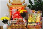 Phong thủy: Đặt bàn thờ ông Táo sao cho chuẩn?